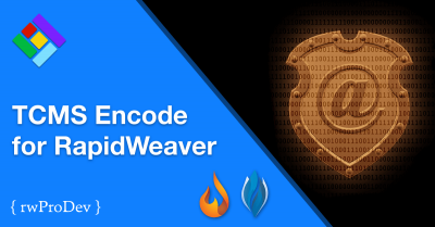 TCMS Encode Stack for RapidWeaver
